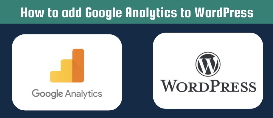 How to add Google Analytics to WordPress Header
