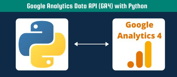 Google Analytics Data API (GA4) with Python header